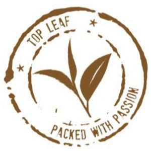 Top Leaf Wild Cherry- aromatised black tea -110g