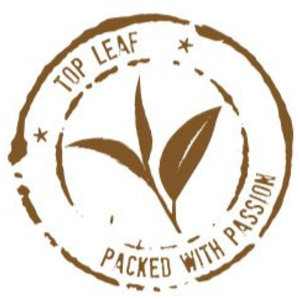 Top Leaf Wild Cherry- gearomatiseerde zwarte thee -110g