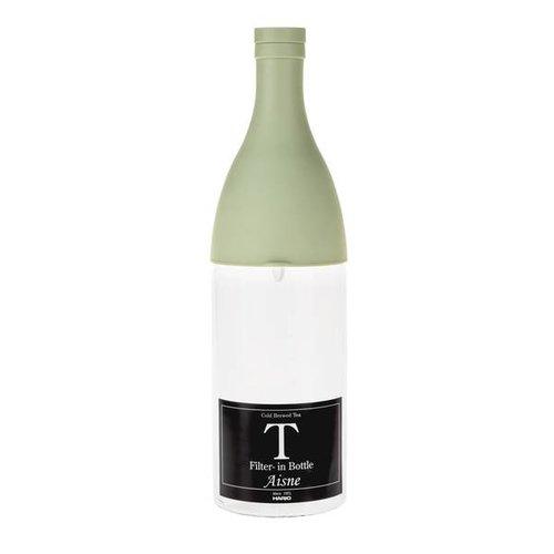 Hario Hario Aisne Cold Brew Tea Filter-In Bottle - Groen - FIE-80-SG