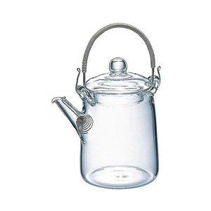 Hario Hario Asian Tea Pot Tall 220ml - QSA-1SV