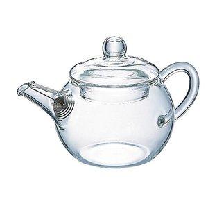 Hario Hario Asian Teapot Round 180ml - a teapot - QSM-1