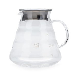 Hario Hario V60 Coffee Server, XGS-80TB, 800ml