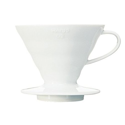Hario Hario V60 Ceramic Dripper 02 white - VDC-02W