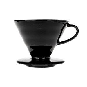 Hario Hario V60 Ceramic Dripper 02 Kasuya (black)