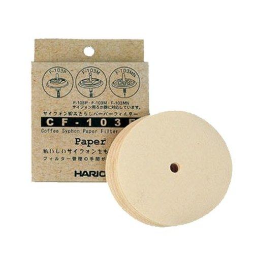 Hario Hario Syphon - paper filters- CF-103E