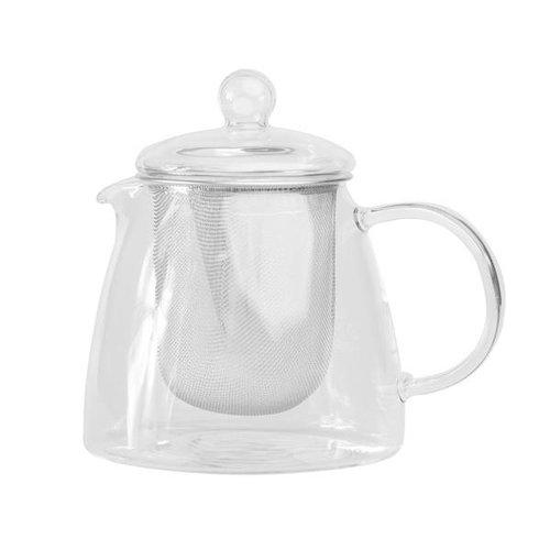 Hario Hario Leaf Tea Pot 360ml - teapot with a filter - Chen-36