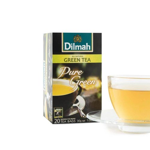 Dilmah Dilmah pure green tea