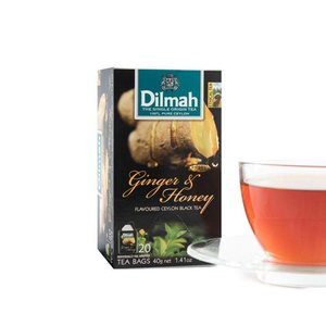 Dilmah Dilmah Ginger&Honey