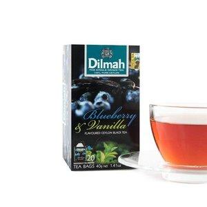 Dilmah Dilmah Blueberry&Vanilla