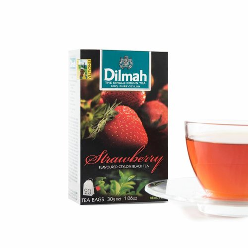 Dilmah Dilmah aardbei