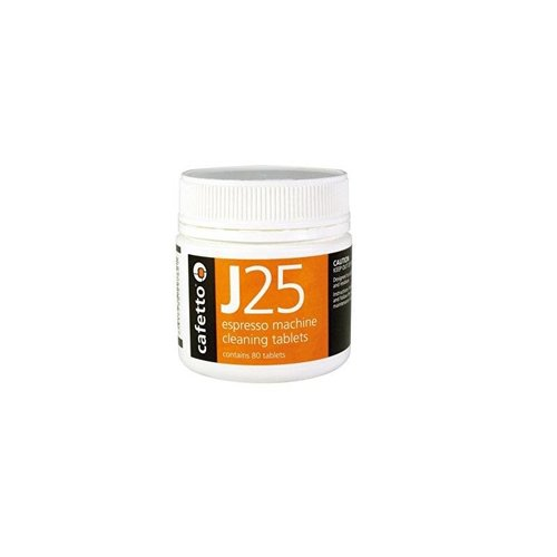 Cafetto Cafetto J25 cleaning tablets
