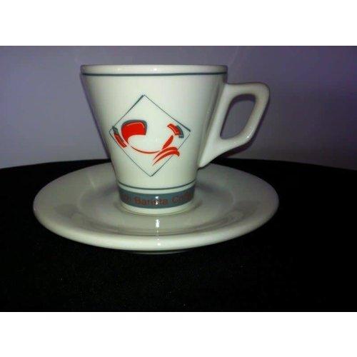 Dutch Barista Coffee Dutch Barista Coffee cappuccinokop classic wit