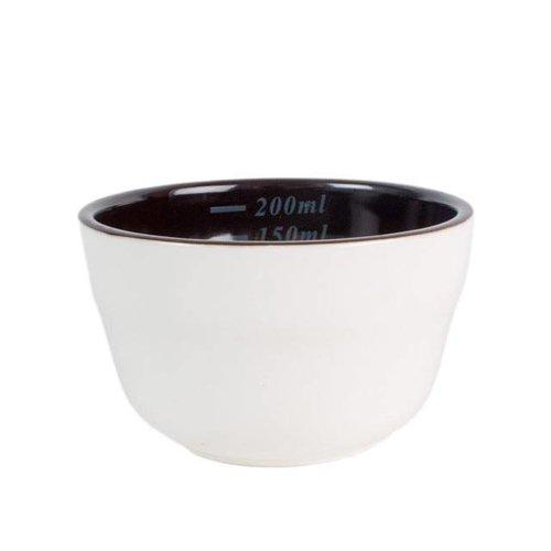 Tiamo Porcelain Cupping Bowl 200ml