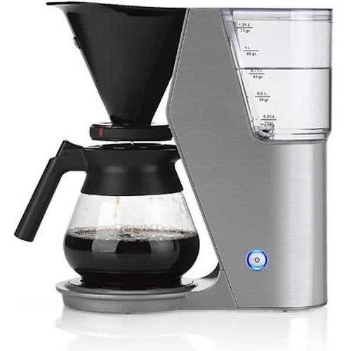 Espressions Junior Filter coffee machine by Bravilor- Aluminium