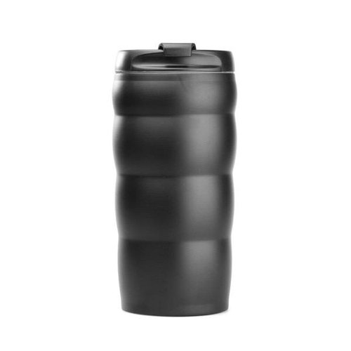 Hario Hario V60 Uchi Mug - Black Thermal Mug - 350ml