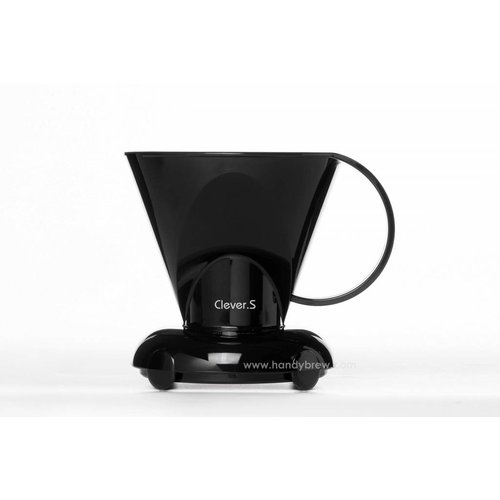 Handybrew - Clever zwarte Clever coffee dripper 300ml