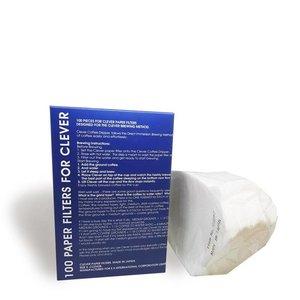Papieren filters voor Clever dripper Small