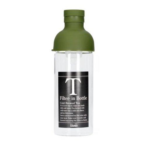 Hario Hario Filter-in Bottle olijfgroen 300ml FIB-30-OG