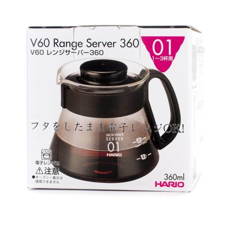 Home Hario Range Server V60-01 Microwave - 360ml. prev