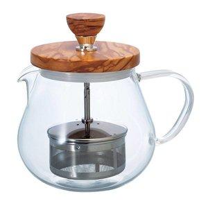 Hario Hario Teaor - Tea pot - Olive Wood - 450ml