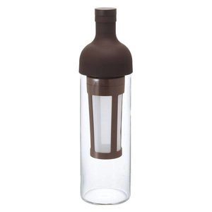Hario Hario Filter-In Coffee Bottle - Bottle for Cold Brew - brown