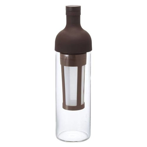 Hario Hario Filter-In Coffee Bottle - Fles voor Cold Brew - bruin