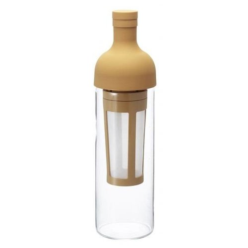 Hario Hario Filter-In Coffee Bottle - Fles voor Cold Brew - roomkleurig
