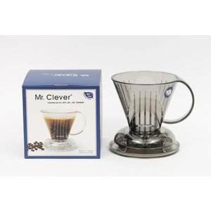 Handybrew - Clever Clever coffee dripper 300ml - transparant