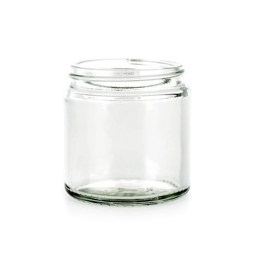 Comandante Comandante Bean Jar - Clear Glass