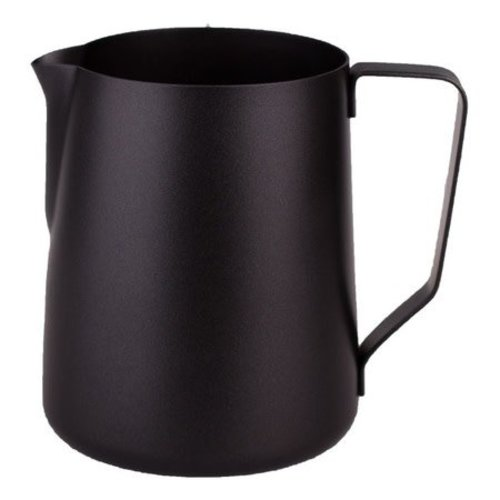 Rhinowares Rhino stealth black milk pitcher 950ml