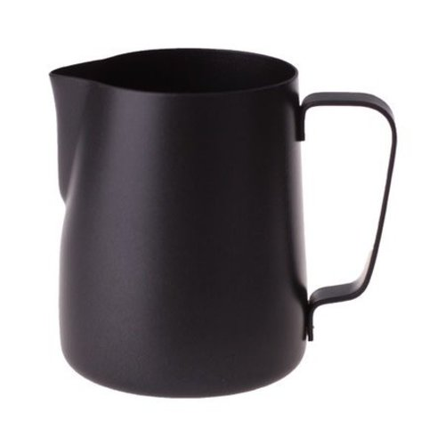 Rhinowares Rhino stealth black milk pitcher 360ml