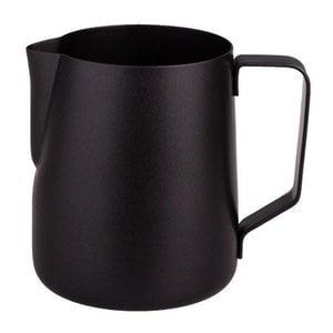 Rhinowares Rhino stealth black milk pitcher 600ml