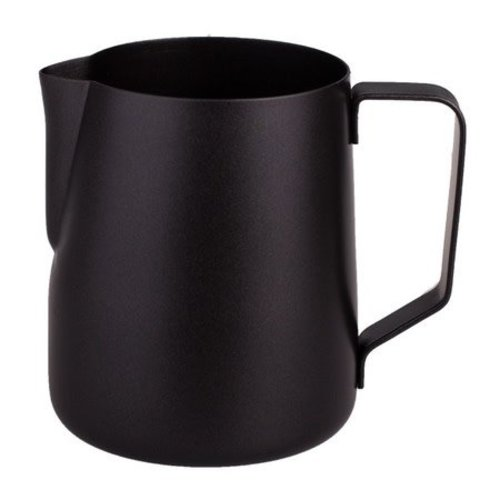 Rhinowares Rhino stealth black milk pitcher 600ml