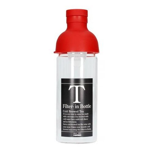 Hario Hario Filter-in Bottle Red 300ml FIB-30-R
