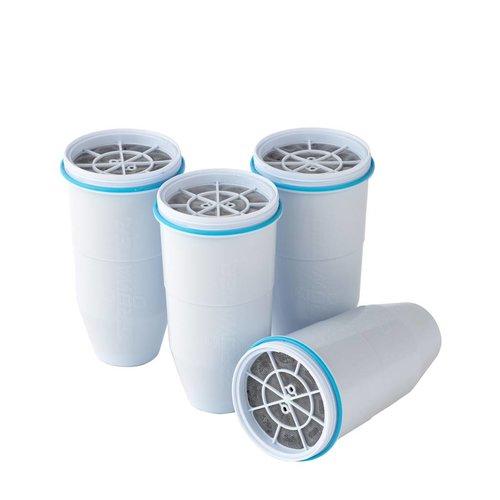Zerowater ZeroWater Vervangingsfilter 4-Pack