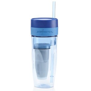Zerowater ZeroWater 0.75 Liter Portable Filterbeker Blauw