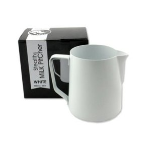 Rhinowares Rhinowares White Stealth milk pitcher 950ml