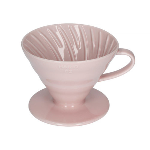 Hario Hario V60-02 Ceramic Coffee Dripper Pink