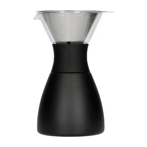 Asobu Asobu - Pourover Insulated Coffee Maker - Black