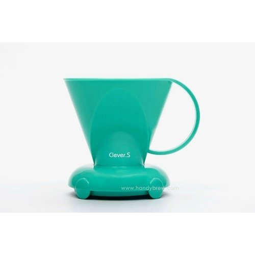 Clever coffee dripper mintgreen 300ml incl paper filters