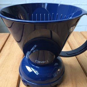 Handybrew - Clever Clever coffeedripper blauw 500ml