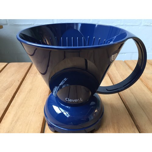 Handybrew - Clever Clever coffeedripper blue 500ml incl. papers filters