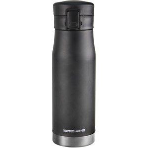 Asobu Asobu - Liberty Canteen - 500 ml - Zwart/zilver
