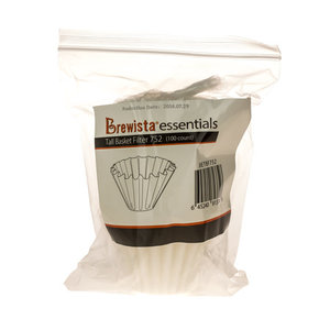 Brewista Brewista Essentials Basket Filters - Pack of 100