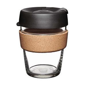 Keepcup KeepCup Brew Cork Medium - Press- 340 ml