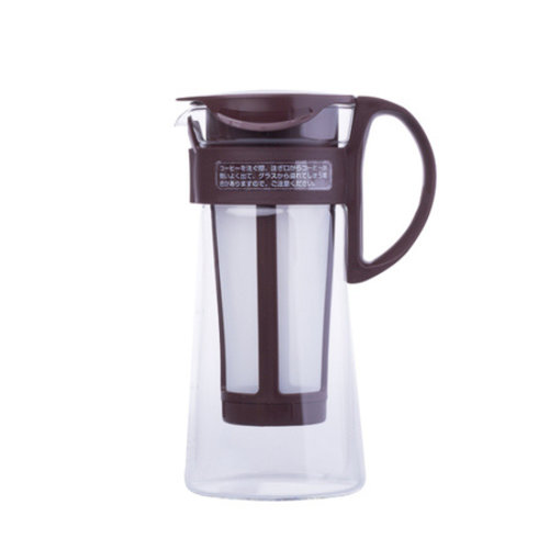 Hario Hario - Mizudashi Coffee Pot Mini - Brown