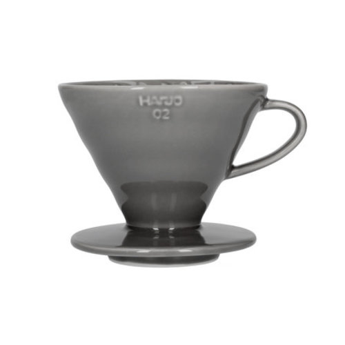 Hario Hario V60-02 Ceramic Coffee Dripper Gray VDC-02GR