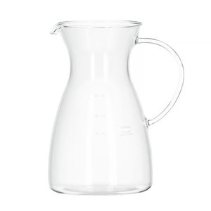 Hario Hitttebestendige koffie karaf 600ml - karaf geschikt voor warme dranken