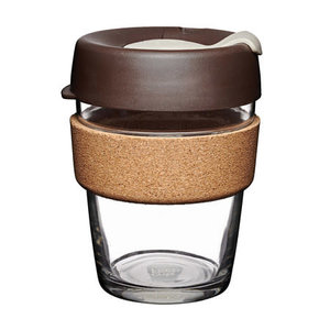 Keepcup KeepCup Brew Kurk Donkerbruin 340ml