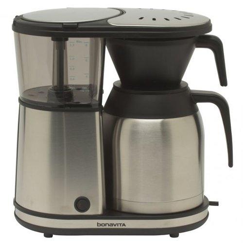 Bonavita Bonavita koffiezetapparaat 8-kops met roestvrijstalen thermos kan
